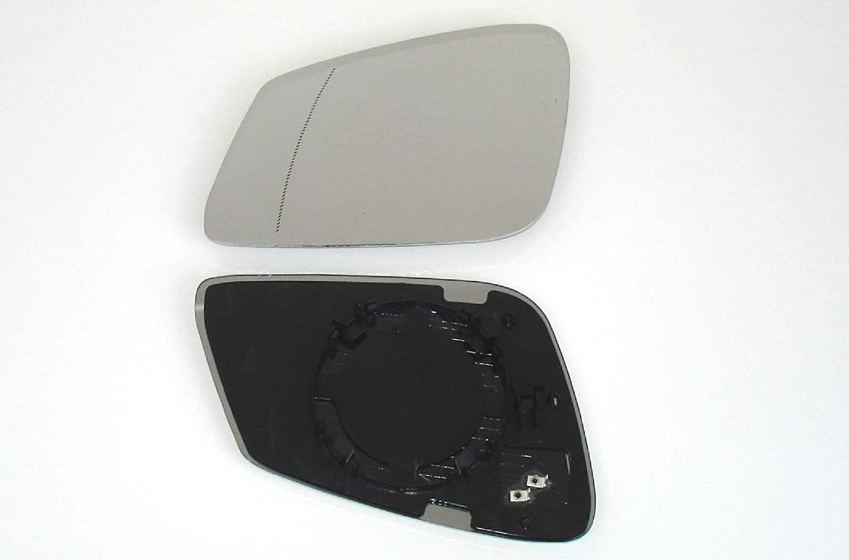 Nicht Abblendbar X1 Erst Ab Facelift 2012 Pro Carpentis Spiegel Spiegelglas Links Kompatibel Mit X1 E84 Ab 07 2012 1er F20 F21 3er F30 F31 F35 F80 Auto