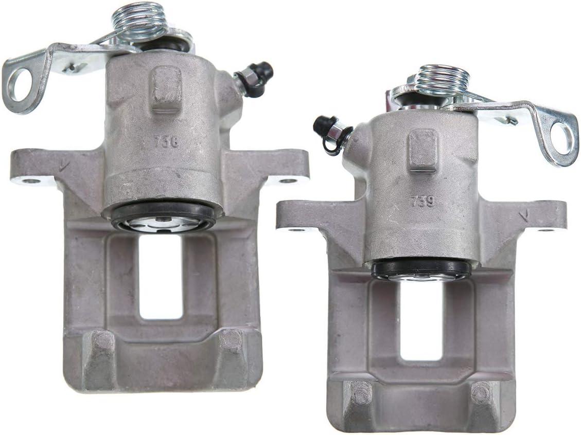 2 pinzas de freno traseras izquierda y derecha para Polo 9N 9A Cordoba Ibiza III IV 6L A2 2001-2019 6Q0615424