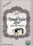 Jiva USDA Organic Black Hair Dye 100 Gram - Chemical Free & Ecocert Certified