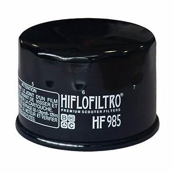 HIFLOFILTRO - 18804 : Filtro Aceite Moto Hf985 Kymco Yamaha