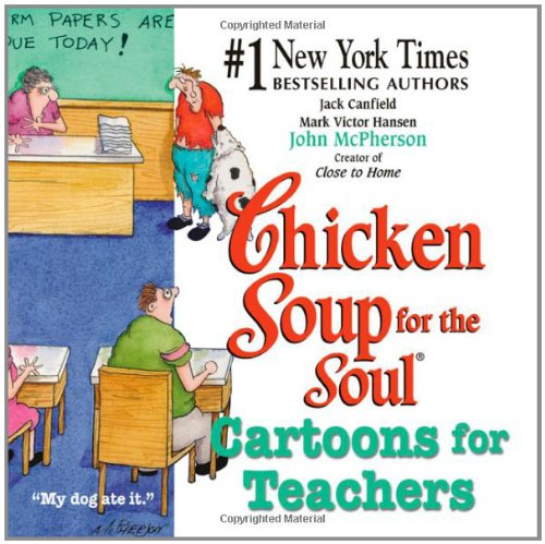 Chicken Soup for the Soul: Cartoons for Teachers pdf