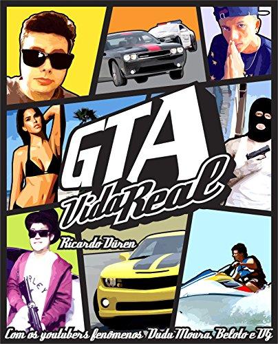 GTA Vida Real (Portuguese Edition) (Gta Five Bundle)