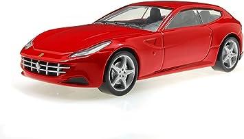 Hot Wheels Ferrari 1 43 Ff Die Cast Fahrzeug X5534 Amazon De Spielzeug
