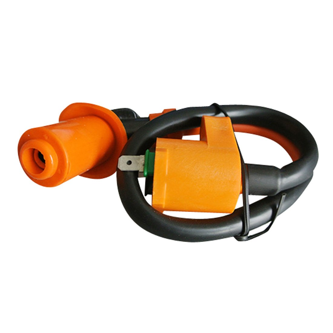 JRL 150cc 50cc GY6 Spark Plug Wire Scooter Moped ATV Go Kart Ignition Coil