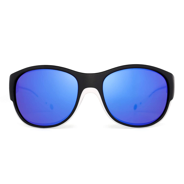 Kids Polarized Sport Sunglasses Mirrored Rubber Children Boys Girls Age 3-6