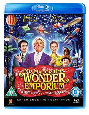 Mr Magoriumu0027s Wonder Emporium [BLU RAY]