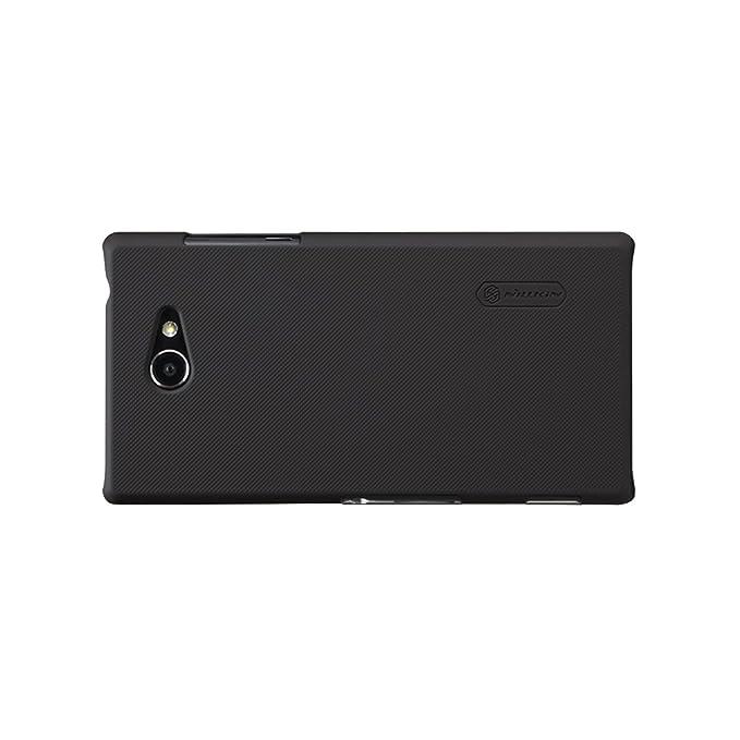 Nillkin XPERIAM2-Shield-Black - Carcasa para Sony Xperia M2 ...