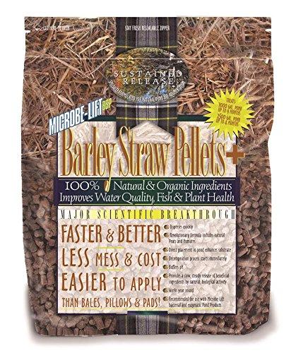 Microbe Lift 4.4-Pound Pond Barley Straw Pellets 10BSPP4.4 (Barley Straw Pellets)