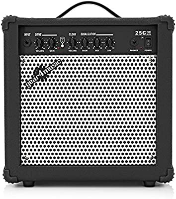 Amplificador de Guitarra Electrica de Gear4music - 25W: Amazon.es ...