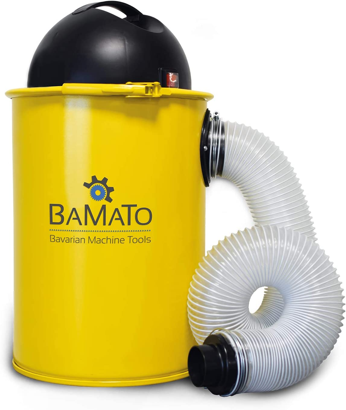 XXL-Lieferumfang BAMATO AB-110 inkl 230 V Adapter Set Absauganlage