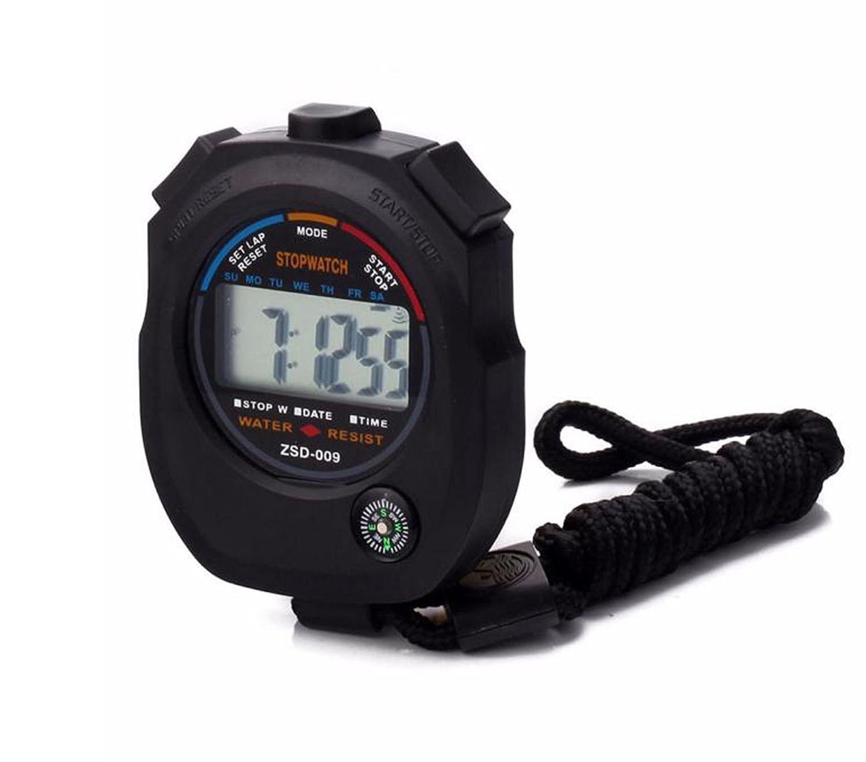 Cronometro Digital Temporizador Alarma Deporte Atletismo Natacion Ciclismo 4510