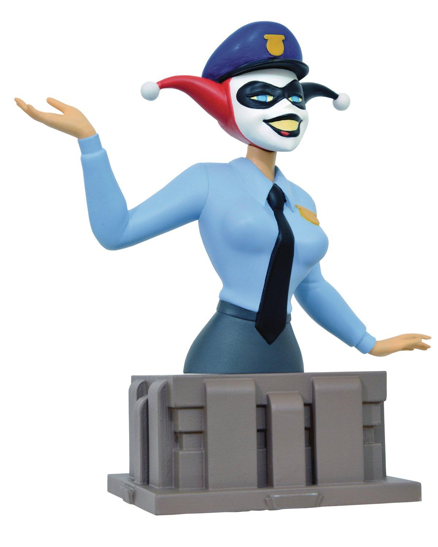 DIAMOND SELECT TOYS Batman The Animated Series 25th Anniversary Harley Quinn Bust DIBPQ MAR172722 Busts