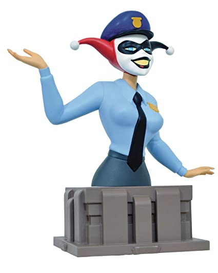 250b78472325 Image Unavailable. Image not available for. Color  DIAMOND SELECT TOYS  Batman The Animated Series 25th Anniversary Harley Quinn Bust