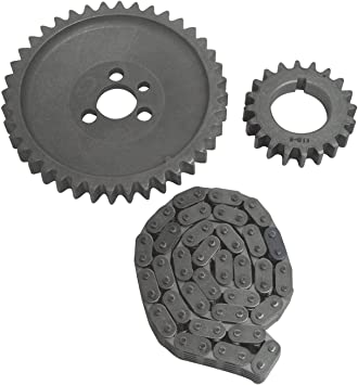 Melling 3-383S Timing Chain Set