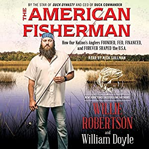 The American Fisherman Audiobook