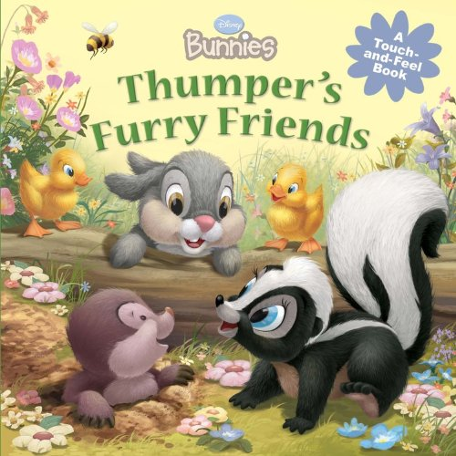 Disney Bunnies Thumper's Furry Friends