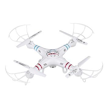 RC Quadcopter drone con cámara de 0,3 MP HD y función de retención ...