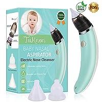 Nasensauger Baby Nasal Aspirator USB Aufladen Nasenschleimentferner Sicherer und Schneller Sowie Hygienischer