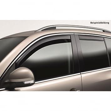 ISPEED Wind Deflectors for VW TIGUAN mk1 5-doors 2008-2015 4-pc Tinted