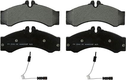 Front Wagner SevereDuty SX1094 Disc Pad Set Set