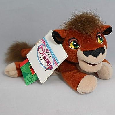 "Disney Simba's Pride: Kovu Mini Bean Bag 8"": Toys & Games"