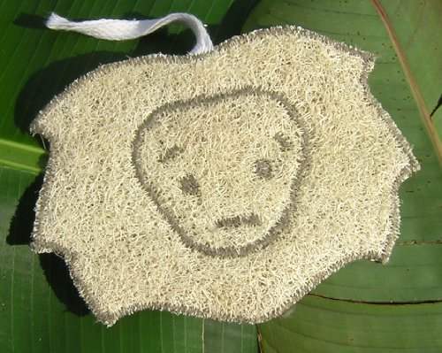 Price comparison product image Eco-Loofah Lion Tamarin
