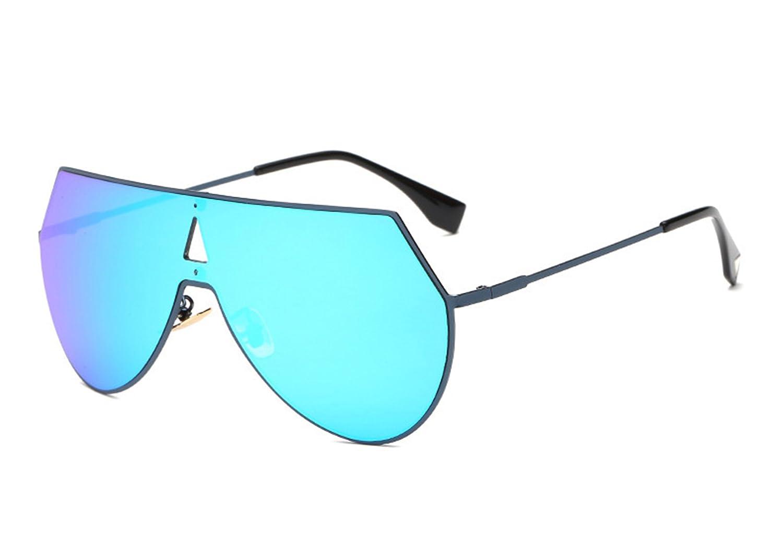 Surprising Day sunglasses レディース B075QD5HG5 C7 Blue Mirror|50. センチメートル C7 Blue Mirror