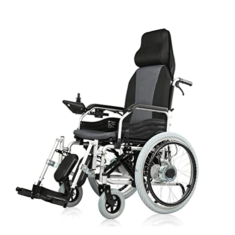 Silla de ruedas eléctrica, silla de ruedas eléctrica de ...