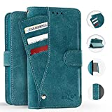 phone cases for a lg slide phone - For LG Fiesta / X Charge / X Power 2 Premium Slide Out Pocket Wallet Case Pouch Cover Accessory
