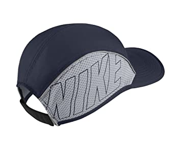 fba554f7ffd Image Unavailable. Image not available for. Colour  Nike Men s and Women s  Aerobill Running Cap ...