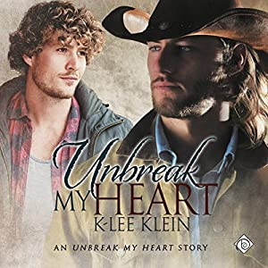 Audio Book Review: Unbreak My Heart (Unbreak My Heart #1) by K-Lee Klein (Author) & Nick J. Russo (Narrator)