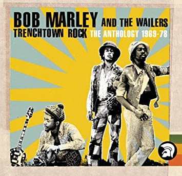 Bob Marley The Wailers Trenchtown Rock Anthology Amazon Music