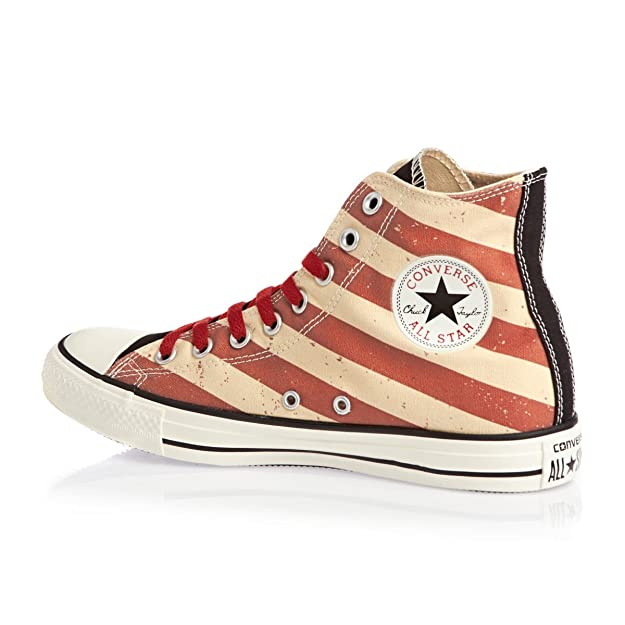 Converse Mens Chuck Taylor All Star Homme Americana HI Trainers