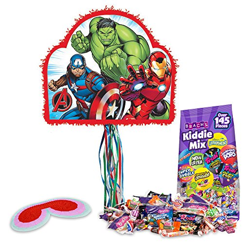 Avengers Pinata Kit( Each) (Avengers Pinata)