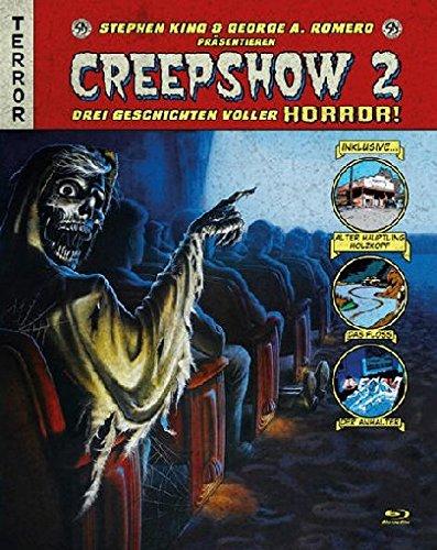 Creepshow 2 - Kleine Horrorgeschichten - Uncut [Francia] [Blu-ray]