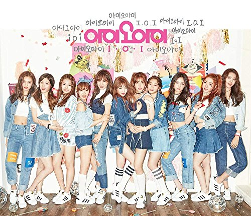 (Stone Music Entertainment I.O.I IOI - Chrysalis (1st Mini Album) [Reissue] CD+Photobook+Photocard)