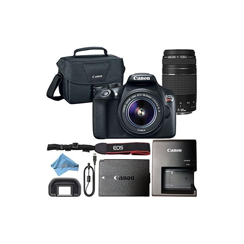 Canon EOS Rebel T6 18MP Digital SLR Came