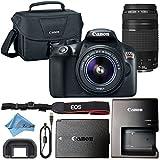 Best Bundle For Canon Rebels - Canon EOS Rebel T6 18MP Digital SLR Camera Review