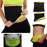 Iumer Women¡¯s Hot Waist Trimmer Shirt Seamless Slimming Body Shaper Vest for Weight Loss