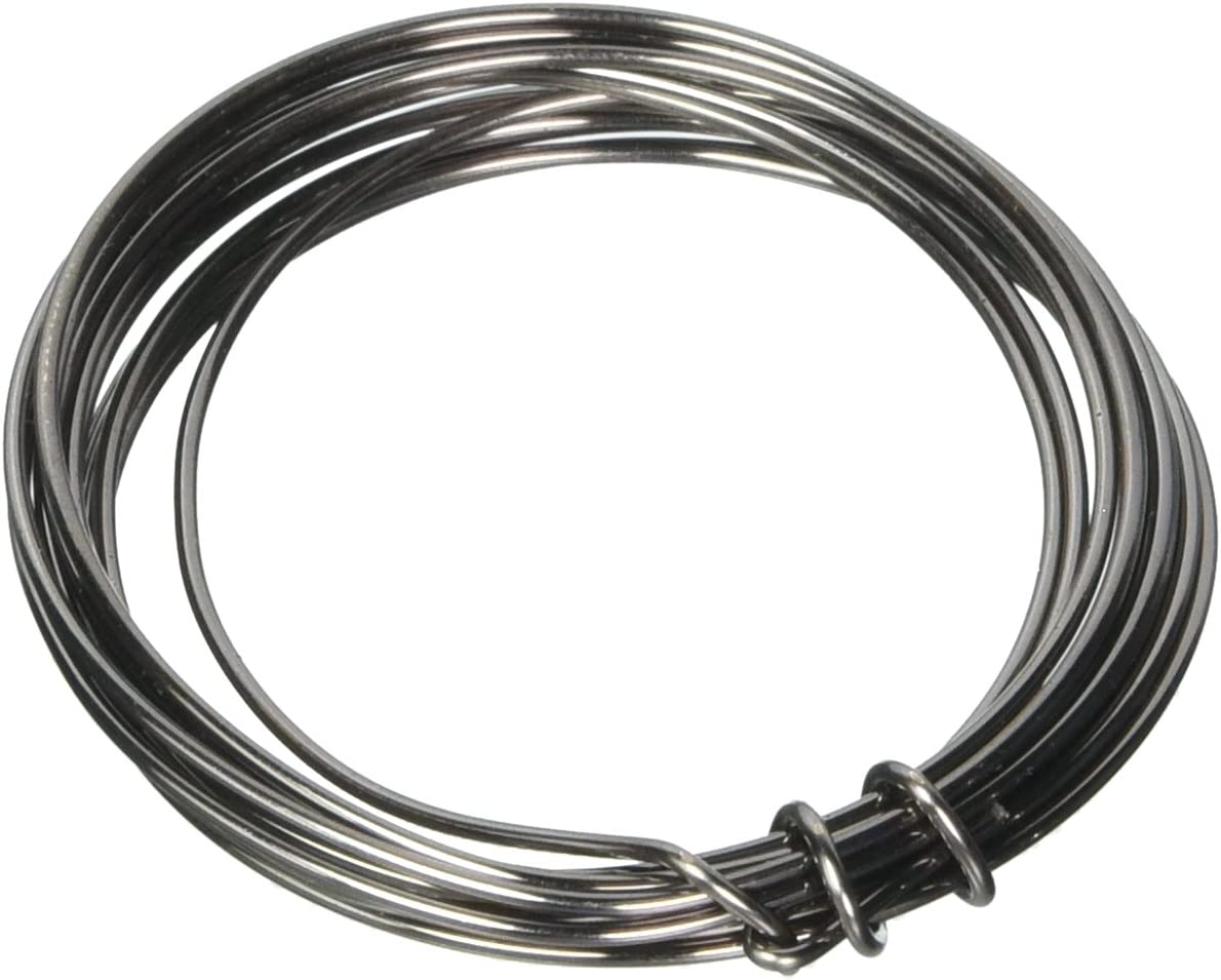 Craft Wire 3959-06 Wire 16G 7Ft Gunmetal