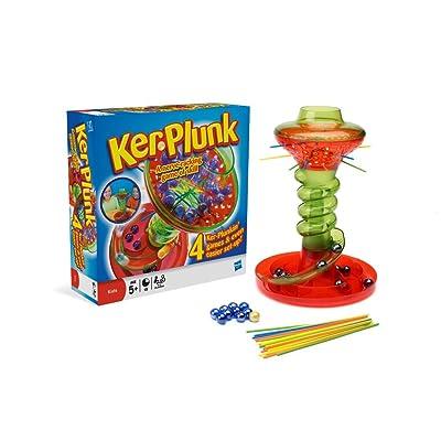 Hasbro Gaming Kerplunk Game: Toys & Games