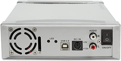 CMP-MOBSTOR31 Caja Externa para Regrabadoras IDE 5.25 USB 2.0 ...