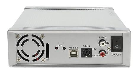 CMP-MOBSTOR31 Caja Externa para Regrabadoras IDE 5.25 USB ...