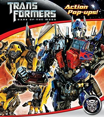 Transformers Dark of the Moon With Action Pop Ups (Pop-Up Book)