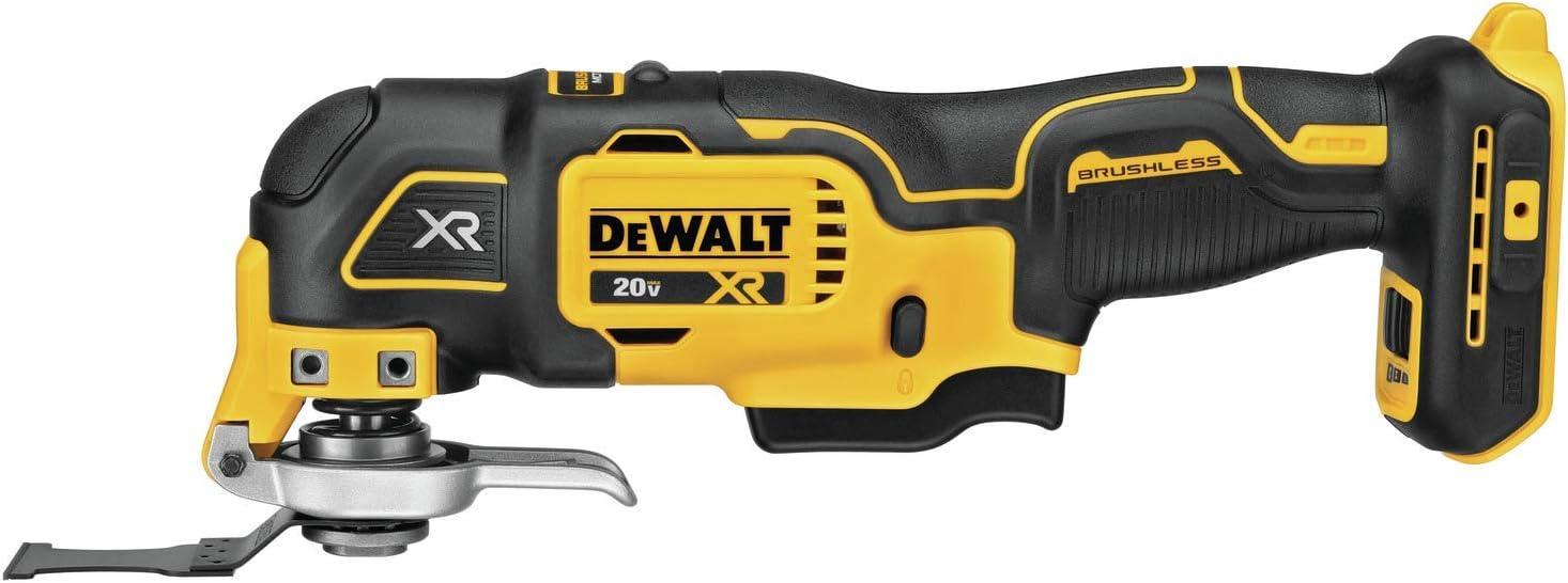DEWALT DCS356B 20V XR Variable Speed Oscillating Multi-Tool (Tool Only) (Renewed)