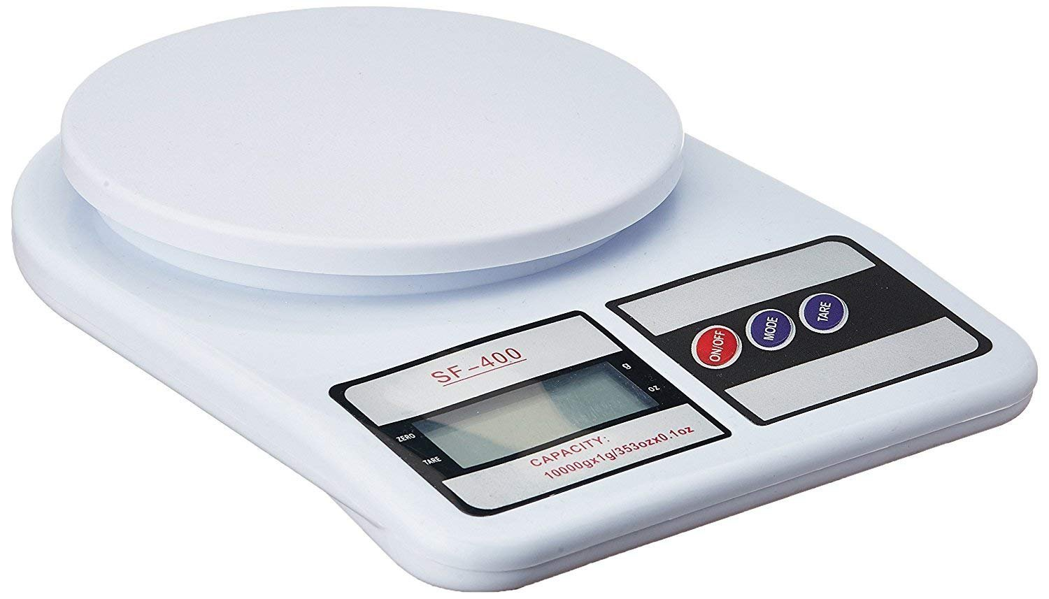 Jbs Enterprises 10 Kg Weight Scale Lcd Kitchen Weight Scale