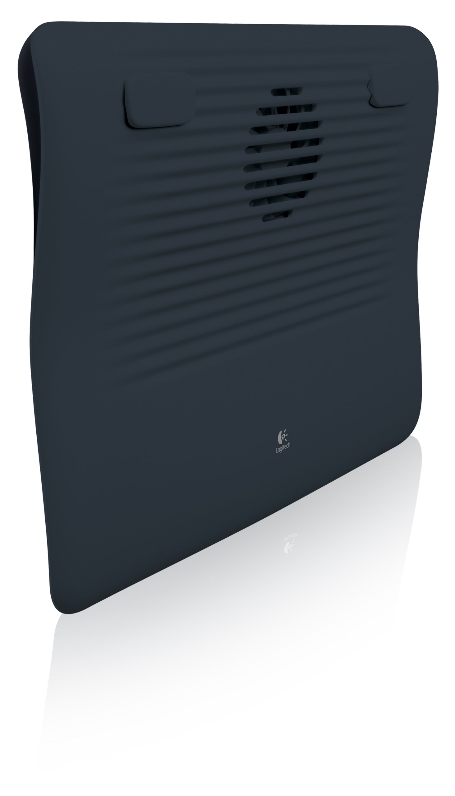 Logitech USB-Powered Cooling Pad N120 with Silent-Airflow Fan and Low Power Consumption