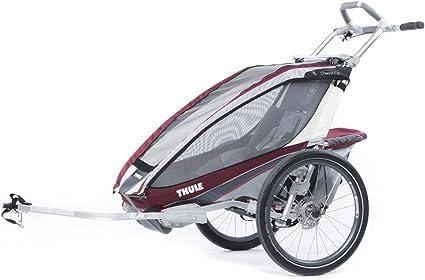 Fahrrad Set Thule Chariot mit Kupplung für Fahrradanhänger