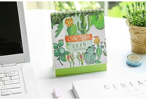 2018-2019 - Calendario de escritorio con diseño de animales ...