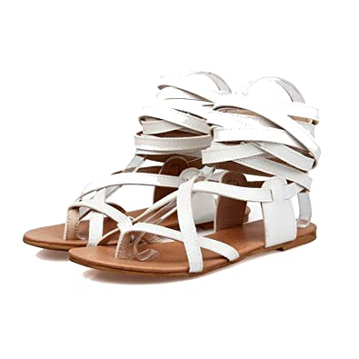 8c146d8195b Image Unavailable. Image not available for. Color  Women Shoes Classic  Design Gladiator Sandals ...